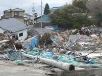 2011年3月東日本大震災 1